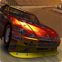 Stock Car Racing live wallpaper